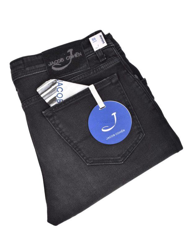 Jacob Cohen jeans black 622