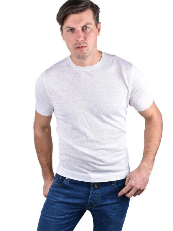 Stile Latino cashmere silk t-shirt
