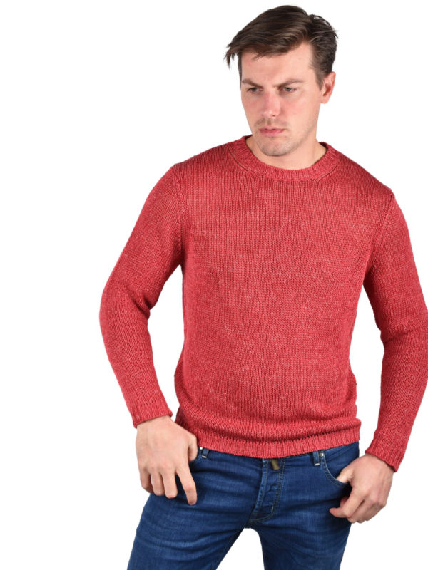 Stile Latino linen silk sweater