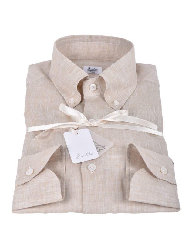 Fralbo Napoli Irish linen shirt