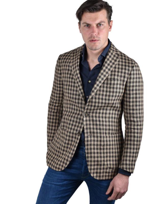 Stile Latino linen blazer