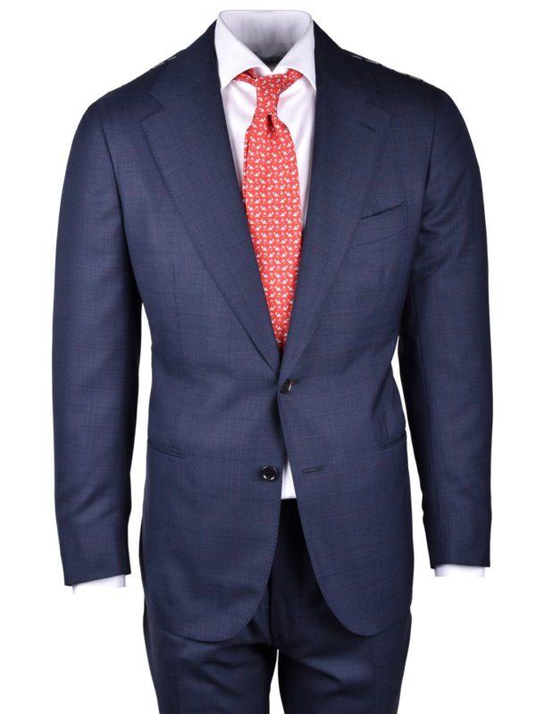 Stile Latino suit wool sale