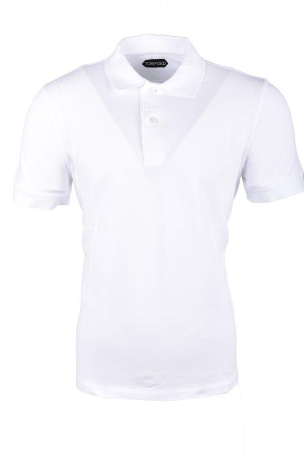 TOM FORD Polo t-shirt white