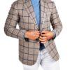 Stile Latino blazer cashmere wool