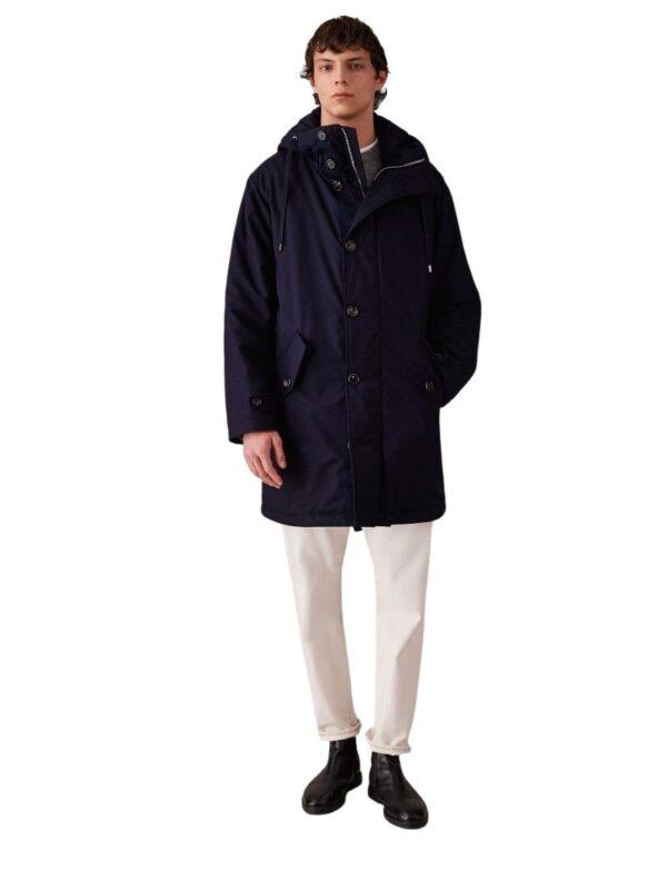 Valstar technical parka coat