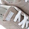 Kiton Napoli goat leather sneakers