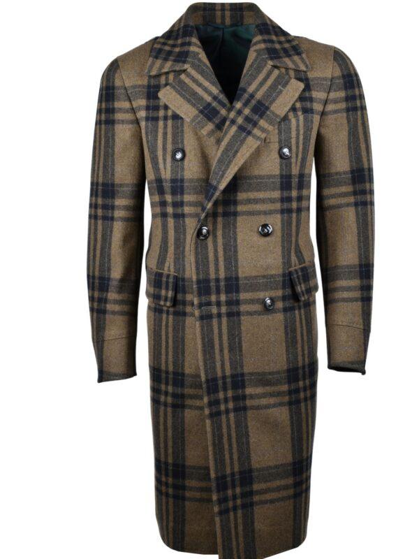 Stile Latino lambswool coat